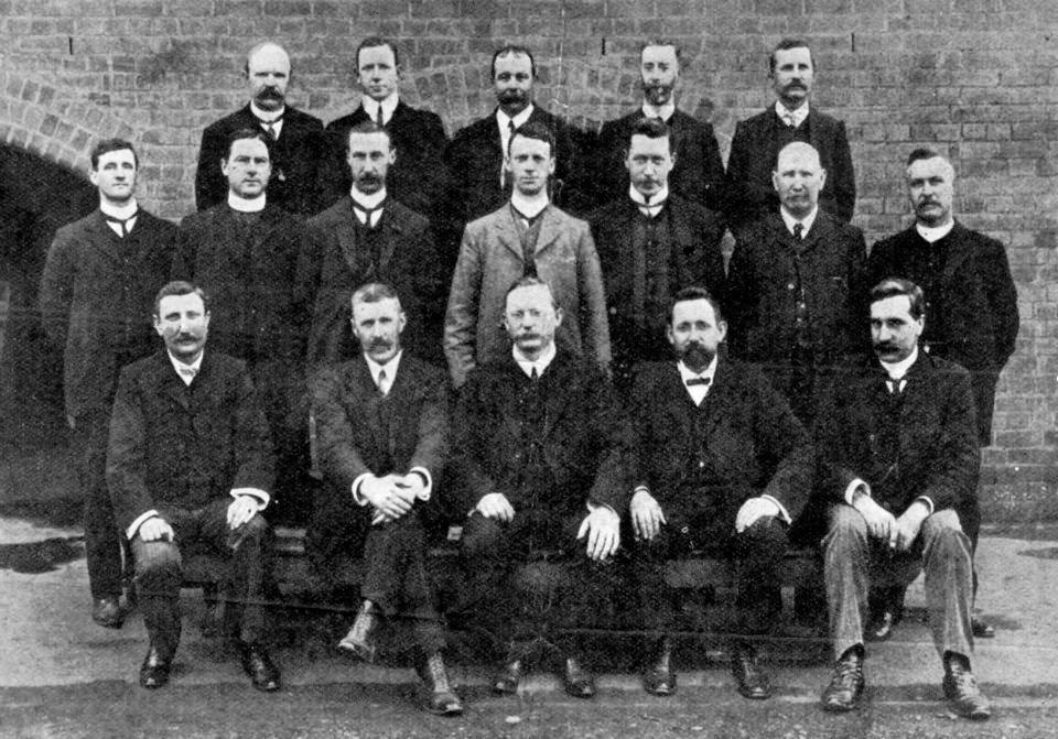 Lismore music society's 1908 committee